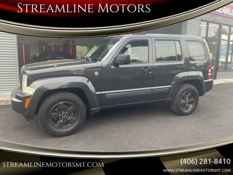 2011 Jeep Liberty for sale at Streamline Motors in Billings MT