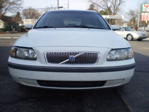 2004 Volvo V70 for sale at Toledo Auto Finance Center in Toledo OH
