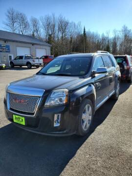 2014 GMC Terrain for sale at Jeff's Sales & Service in Presque Isle ME