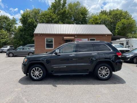 2015 Jeep Grand Cherokee for sale at Super Cars Direct in Kernersville NC