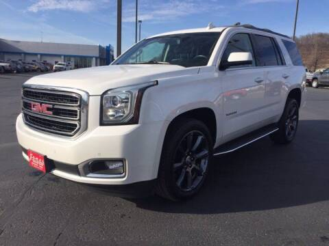 2016 GMC Yukon for sale at Jones Chevrolet Buick Cadillac in Richland Center WI