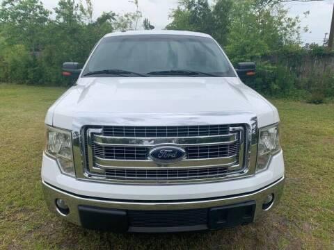 2013 Ford F-150 for sale at Special Finance of Charleston LLC in Moncks Corner SC