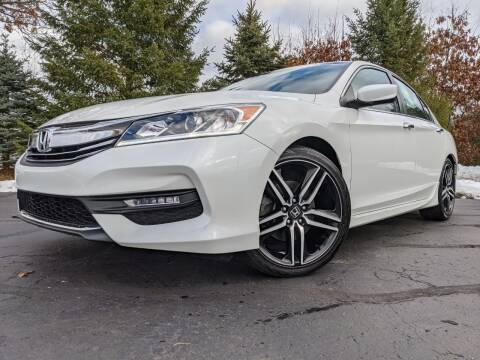 2017 Honda Accord for sale at West Point Auto Sales in Mattawan MI