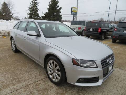 2010 Audi A4 for sale at Import Exchange in Mokena IL