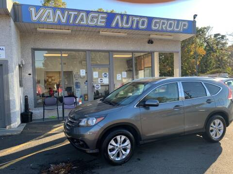 2012 Honda CR-V for sale at Vantage Auto Group in Brick NJ
