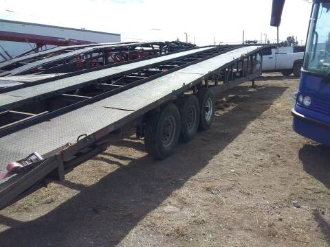 1997 BCIB 3-4 car trailer for sale at DK Super Cars in Cheyenne WY