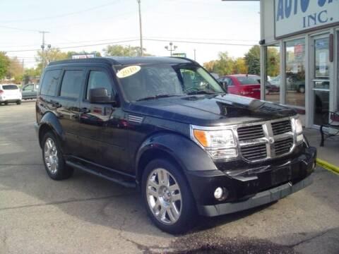 2010 Dodge Nitro for sale at G & L Auto Sales Inc in Roseville MI
