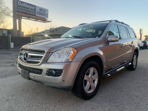 2007 Mercedes-Benz GL-Class for sale at Boise Motorz in Boise ID