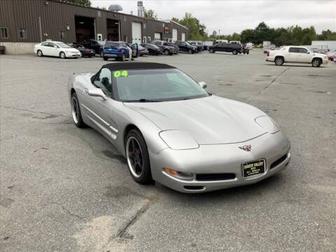 2004 Chevrolet Corvette for sale at SHAKER VALLEY AUTO SALES in Enfield NH