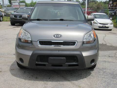 2010 Kia Soul for sale at King of Auto in Stone Mountain GA