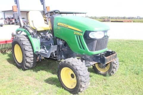 2014 John Deere 2025R for sale at Vehicle Network - Suttontown Repair Service in Faison NC
