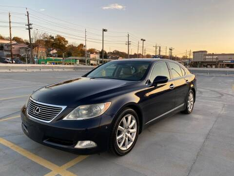 2007 Lexus LS 460 for sale at JG Auto Sales in North Bergen NJ