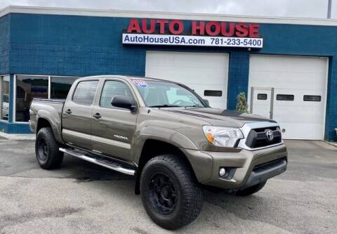2014 Toyota Tacoma for sale at Saugus Auto Mall in Saugus MA