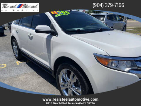 2013 Ford Edge for sale at Real Steel Automotive in Jacksonville FL