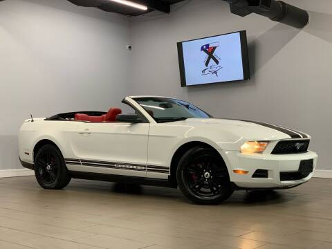 2010 Ford Mustang for sale at TX Auto Group in Houston TX