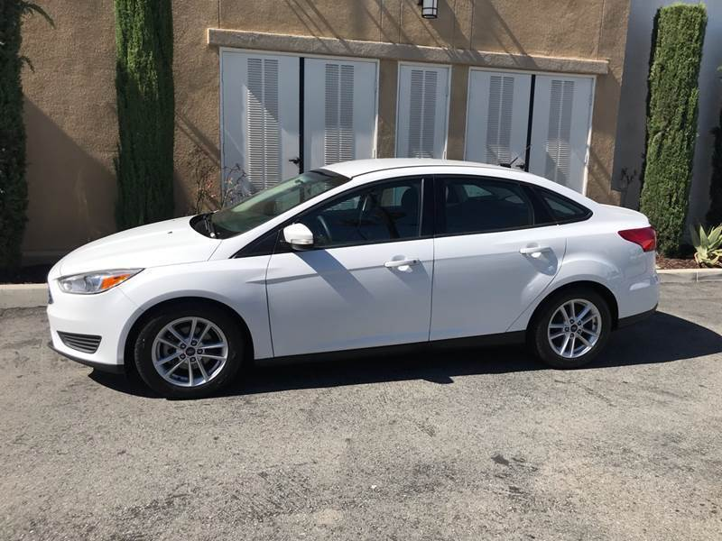 2016 Ford Focus for sale at California Motor Cars in Covina CA