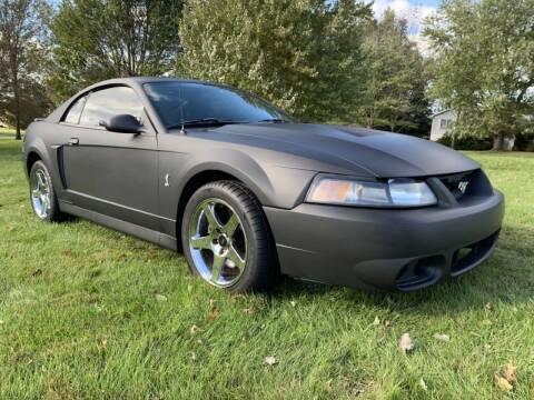 2003 Ford Mustang SVT Cobra for sale at Limitless Garage Inc. in Rockville MD