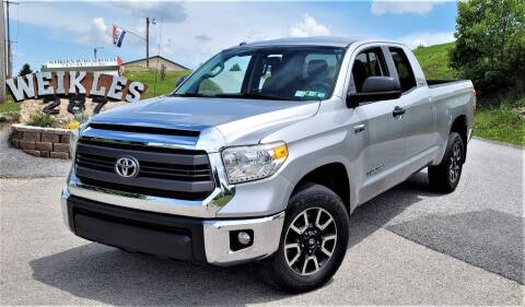 2015 Toyota Tundra for sale at WEIKLES SPECIALTY in Felton PA