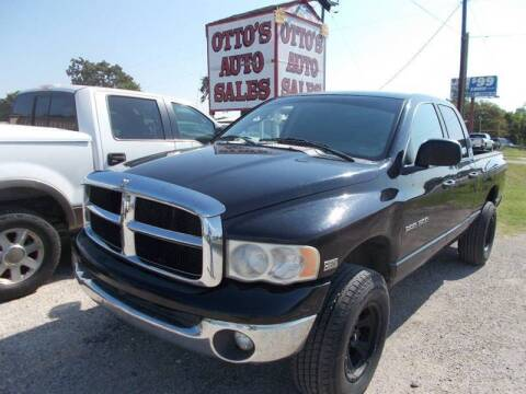 2005 Dodge Ram Pickup 1500 for sale at OTTO'S AUTO SALES in Gainesville TX