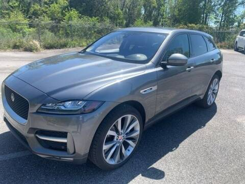 2018 Jaguar F-PACE for sale at JOE BULLARD USED CARS in Mobile AL