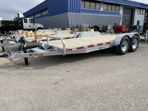 2021 K-TRAIL CAR HAULCH20-14 for sale at HATCHER MOBILE SERVICES & SALES in Omaha NE