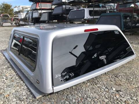 2016 Toyota Tacoma for sale at Crossroads Camper Tops & Truck Accessories in East Bend NC