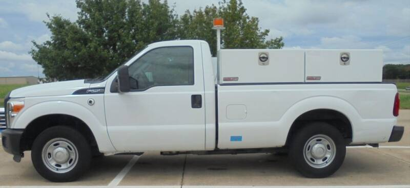 2013 Ford F-250 Super Duty for sale at MANGUM AUTO SALES in Duncan OK