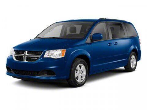 2012 Dodge Grand Caravan for sale at DAVID McDAVID HONDA OF IRVING in Irving TX