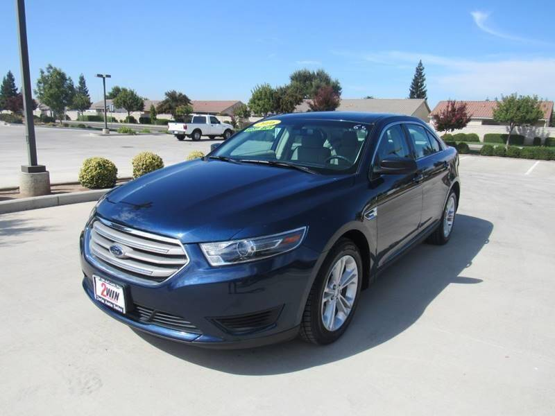 2016 Ford Taurus for sale at 2Win Auto Sales Inc in Oakdale CA