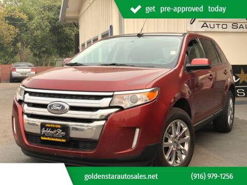 2014 Ford Edge for sale at Golden Star Auto Sales in Sacramento CA