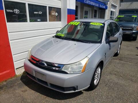 2008 Ford Focus for sale at TC Auto Repair and Sales Inc in Abington MA
