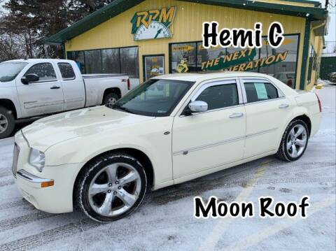 2009 Chrysler 300 for sale at RPM AUTO SALES in Lansing MI