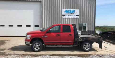 2007 Dodge Ram Pickup 2500 for sale at 402 Autos in Lindsay NE