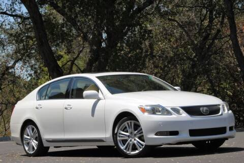 2007 Lexus GS 450h for sale at VSTAR in Walnut Creek CA