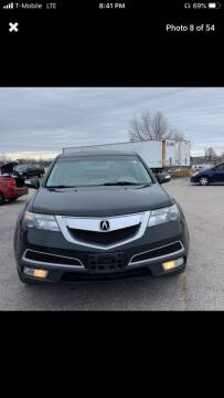 2011 Acura MDX for sale at Worldwide Auto Sales in Fall River MA