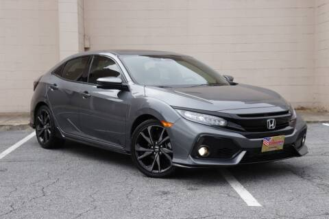 2018 Honda Civic for sale at El Compadre Trucks in Doraville GA