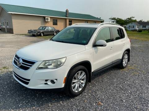2009 Volkswagen Tiguan for sale at US5 Auto Sales in Shippensburg PA