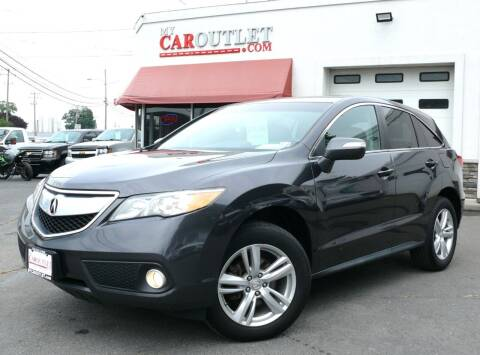 2015 Acura RDX for sale at MY CAR OUTLET in Mount Crawford VA