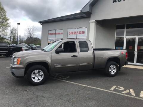 2012 GMC Sierra 1500 for sale at Keystone Used Auto Sales in Brodheadsville PA