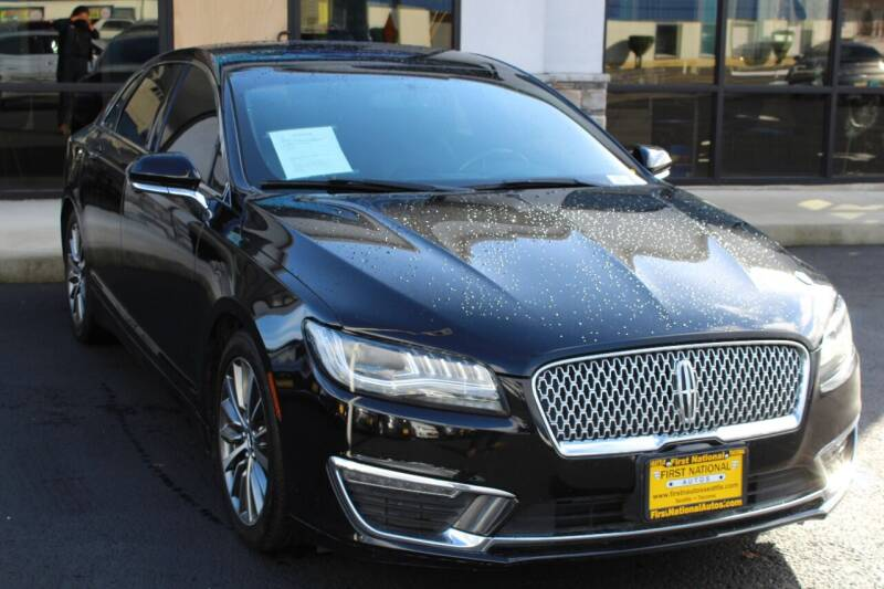 2017 Lincoln MKZ Hybrid for sale at First National Autos in Lakewood WA