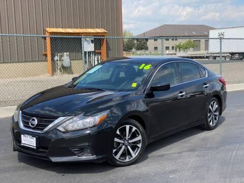 2016 Nissan Altima for sale at Evolution Auto Sales LLC in Springville UT