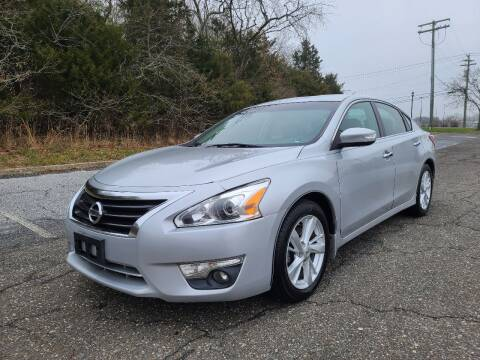 2013 Nissan Altima for sale at Premium Auto Outlet Inc in Sewell NJ