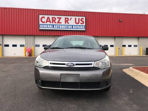 2011 Ford Focus for sale at Carz R Us in Machesney Park IL