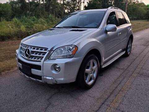2009 Mercedes-Benz M-Class for sale at GA Auto IMPORTS  LLC in Buford GA