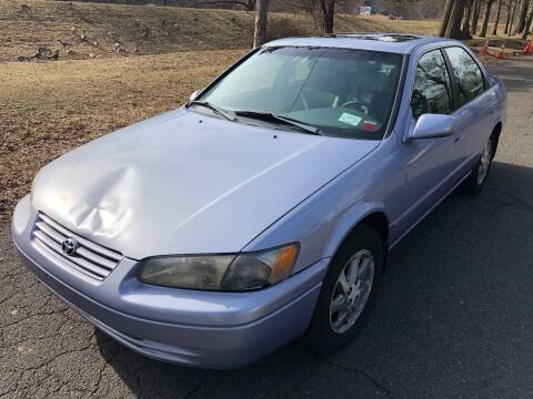 1997 Toyota Camry for sale at Morris Ave Auto Sale in Elizabeth NJ