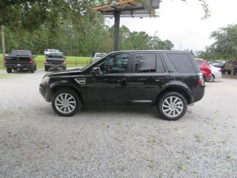 2014 Land Rover LR2 for sale at Ward's Motorsports in Pensacola FL