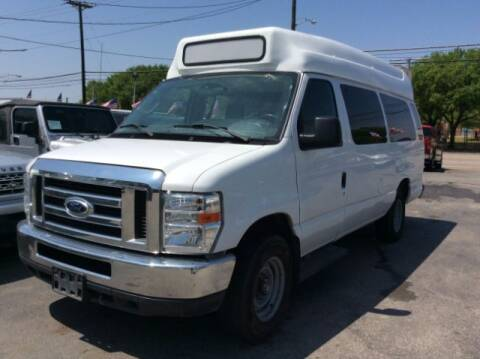 2014 Ford E-Series Cargo for sale at Allen Motor Co in Dallas TX
