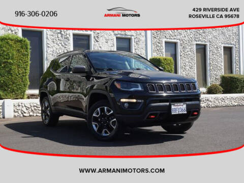 2017 Jeep Compass for sale at Armani Motors in Roseville CA