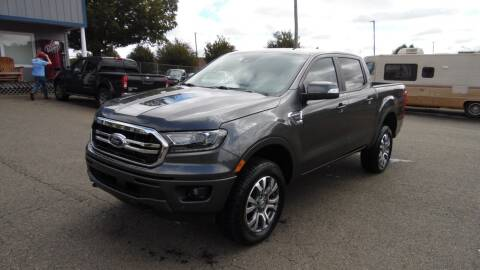 2020 Ford Ranger for sale at Steve Johnson Auto World in West Jefferson NC