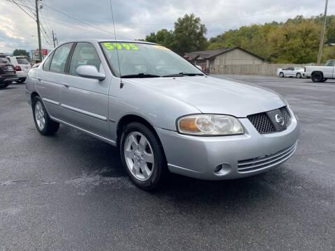 2005 Nissan Sentra for sale at Elk Avenue Auto Brokers in Elizabethton TN